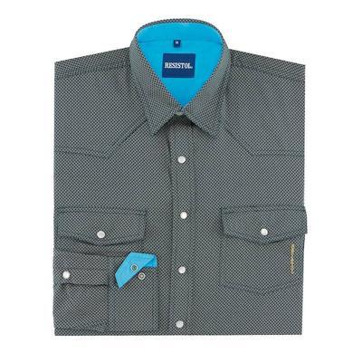 Resistol Men's Wiggins Snap Shirt