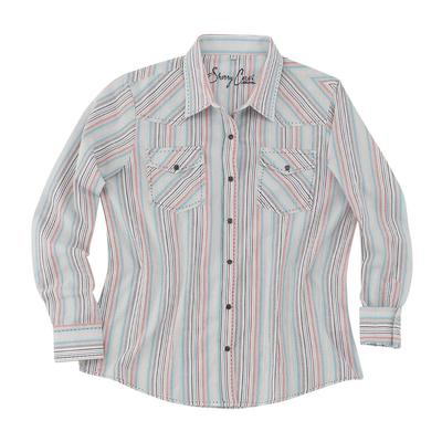 Resistol Girl's Sherry Cervi Sweetwater Shirt