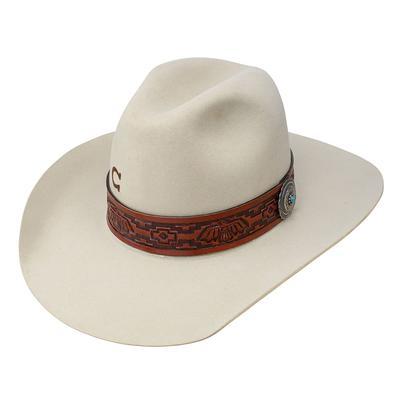 Charlie 1 Horse Women's Bone Chief Felt Hat