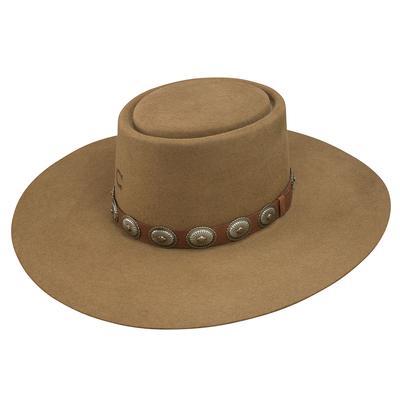 Charlie 1 Horse Women's Pecan High Desert Felt Hat