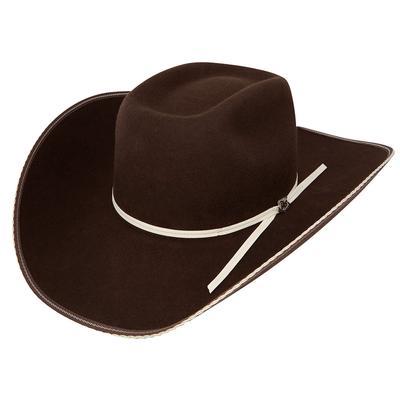 Resistol Men's Cordova Snake Eyes 4X Felt Hat