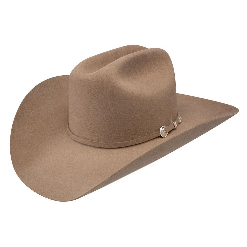 44d5f8da0 Stetson Mens Fawn Alameda 6X Felt Hat