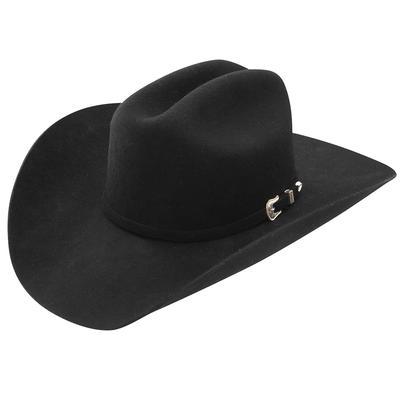 Stetson Men's Black Oak Ridge 3x Felt Hat