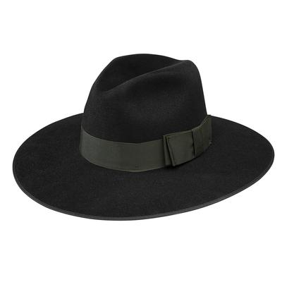 Stetson's Black Tri-City Felt Hat