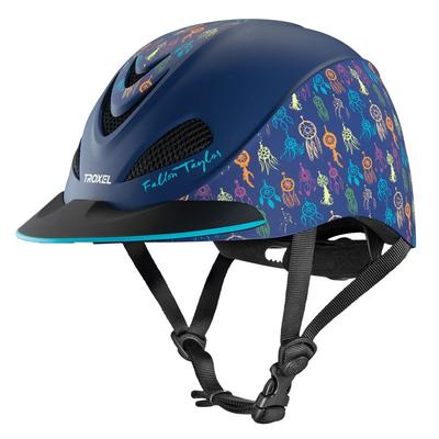Fallon Taylor Navy Dream Catcher Helmet