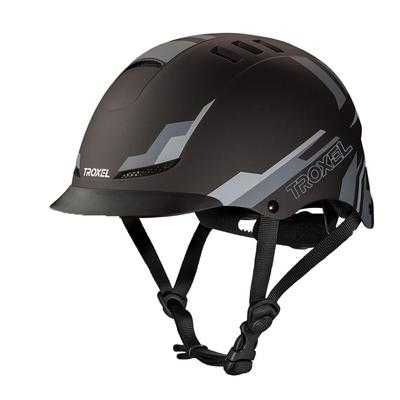 TX Black Nitro Riding Helmet
