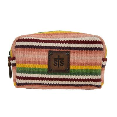 STS Ranchwear's Buffalo Girl Bebe Cosmetic Bag