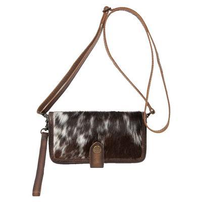 STS Ranchwear's Cowhide Wallet Crossbody