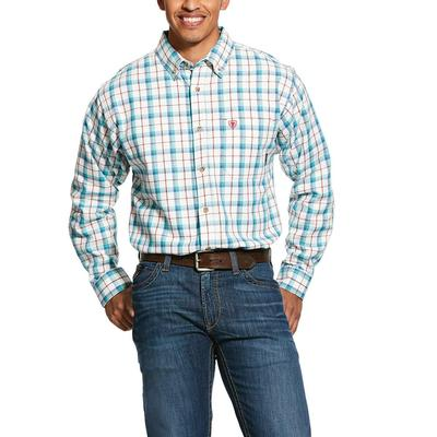 Ariat Men's FR Pecos Work Shirt