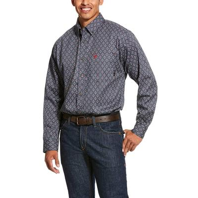 Ariat Men's FR Overtime Work Shirt