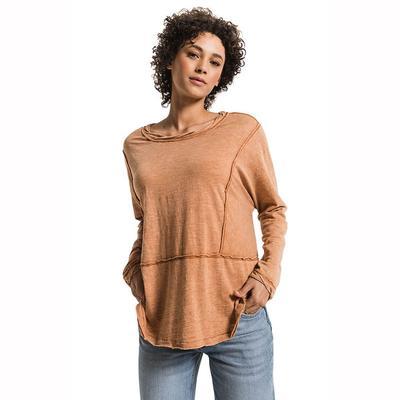 Z Supply Women's Long Sleeve Airy Slub Top