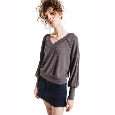 Others Follow Women's Long Sleeve Crosby Top