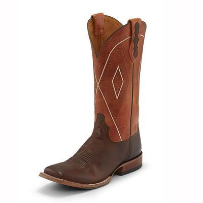 Tony Lama Men's Jasper Tangerine Hybrid Boots