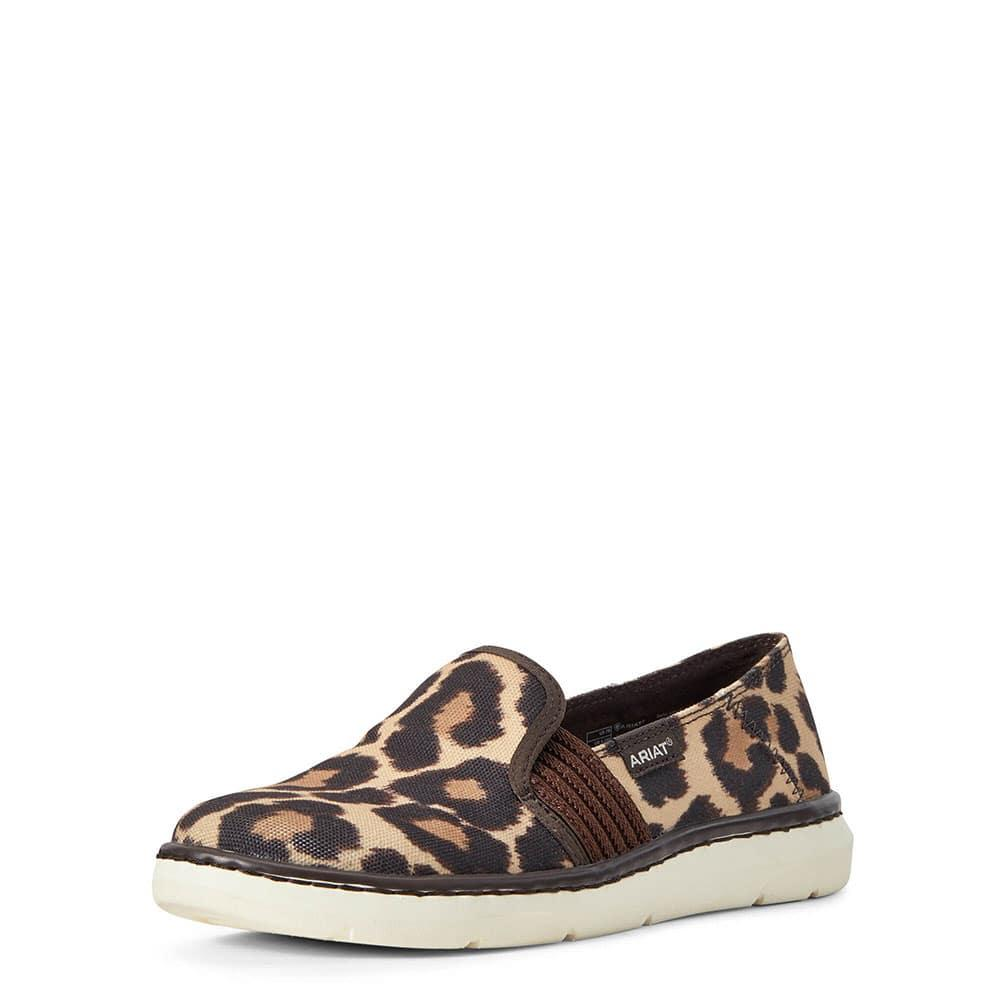 Ariat Women's Leopard Ryder Shoes