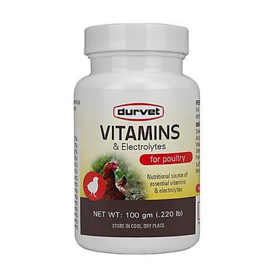 Durvet Poultry Vitamins