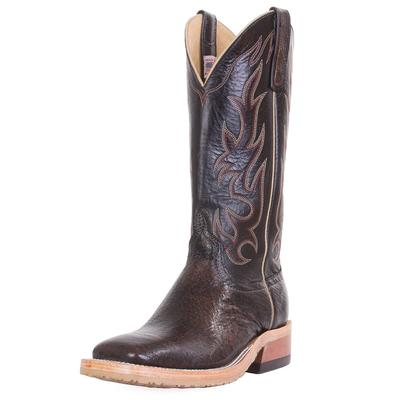 Anderson Bean Men's Amber Smooth Quill Ostrich Boots
