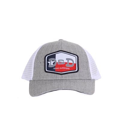 D&D Texas Outfitters Texas Flag Cap
