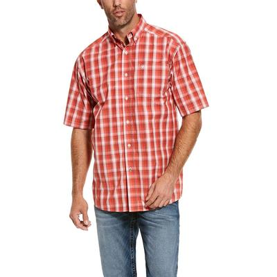 Ariat Men's Short Sleeve Pro Series Sulley Shirt
