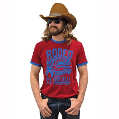 Rock & Roll Denim Men's Dale Brisby Rodeo Time Tee