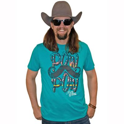 Rock & Roll Denim Men's Dale Brisby Leroy Gibbons Tee