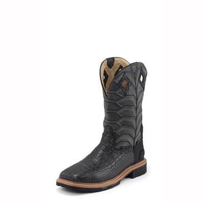 Justin Men's Waterproof Work Boots