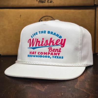 Whiskey Bent's The Cali Cap