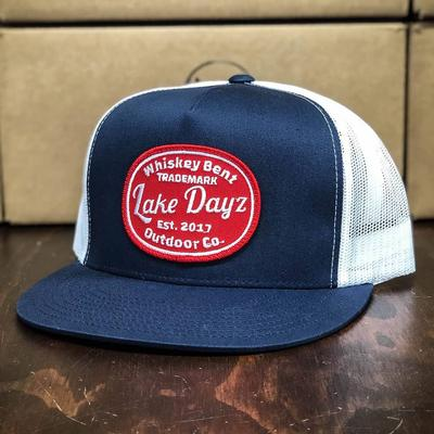 Whiskey Bent's Lake Dayz Cap