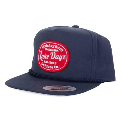 Whiskey Bent's Lake Dayz Rope Cap