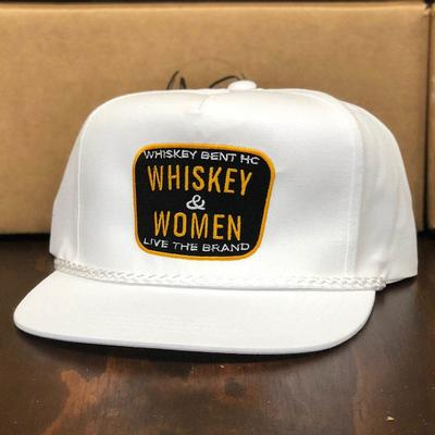 Whiskey Bent's Whiskey & Women Cap