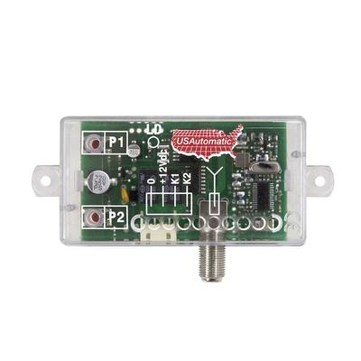 LCR 12 VDC Low Current Receiver (Solar Friendly) - USAutomatic