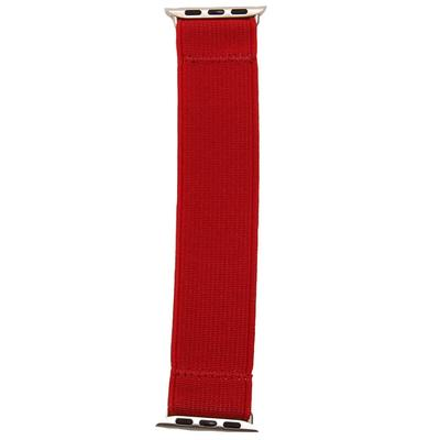 38/40mm Elastic Apple Watch Band RED