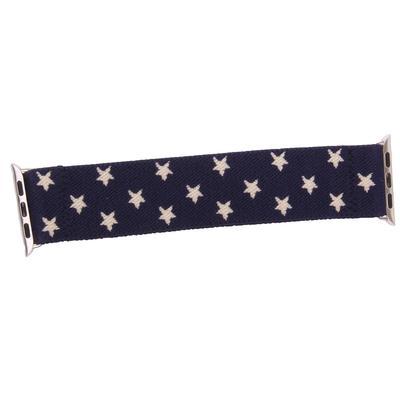 38/40mm Elastic Apple Watch Band STAR