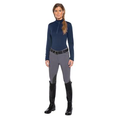 Kerrits Ice Fil Solid Long Sleeve Top