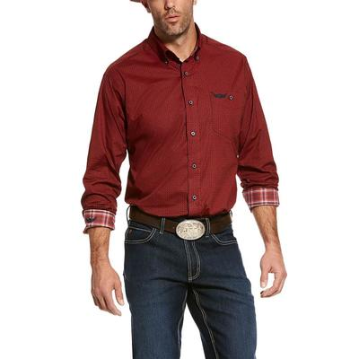 Ariat Men's Relentless Performance Stretch Classic Fit Shirt