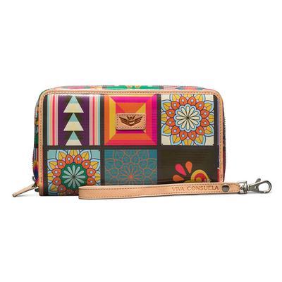 Consuela's Allie Wristlet Wallet