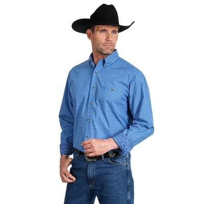 Wrangler Men's George Strait One Pocket Shirt