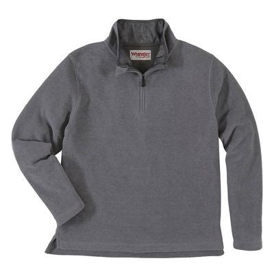 Wrangler Men's Fleece Zip Pullover Jacket