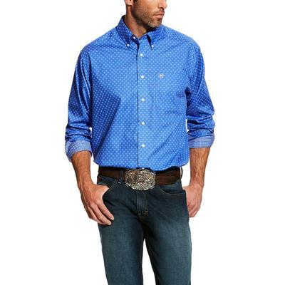 Ariat Men's Wrinkle Free Button Down Shirt