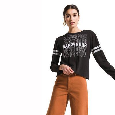 White Crow Women's Happy Hour T-Shirt