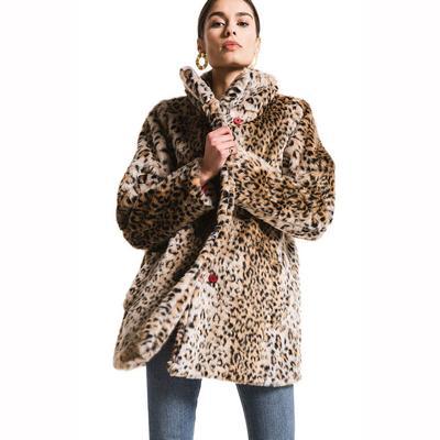 White Crow Women's Fur Jacket
