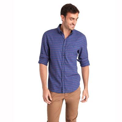 Vineyard Vines Men's Beach Flannel Shirt