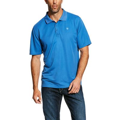 Ariat Men's TEK Polo French Fade Shirt