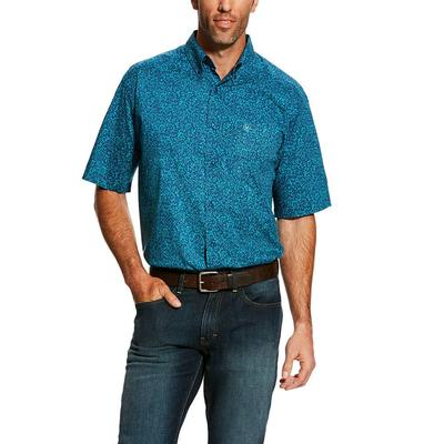Ariat Men's Short Sleeve Hardell Shirt