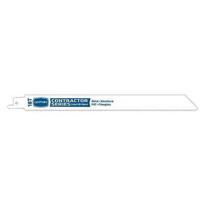 Contractor Bi- Metal Reciprocating Blade, 18tx9 In