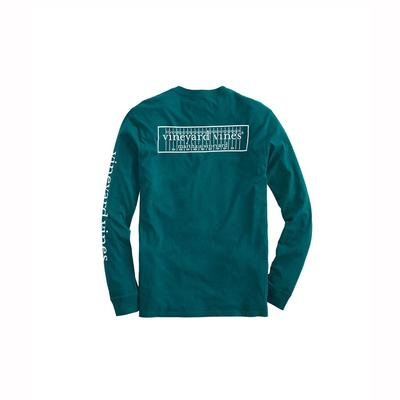 Vineyard Vines Men's Football Field T-Shirt