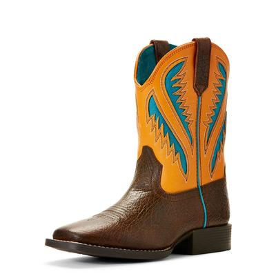 Ariat Boy's Western Quickdraw Vent Tek Boots