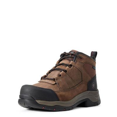 Ariat Men's Telluride Waterproof Work Shoes