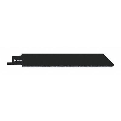 Carbide Grit Reciprocating Blade, 6 In.