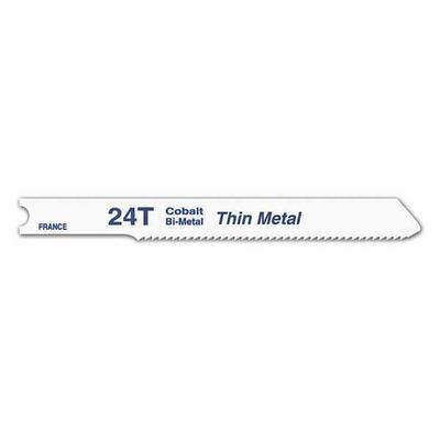 Bi- Metal Jigsaw, Blade 24t