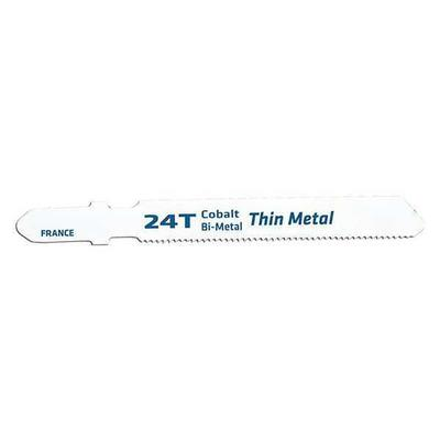 Bi- Metal Jigsaw, Blade 24t, T- Shank